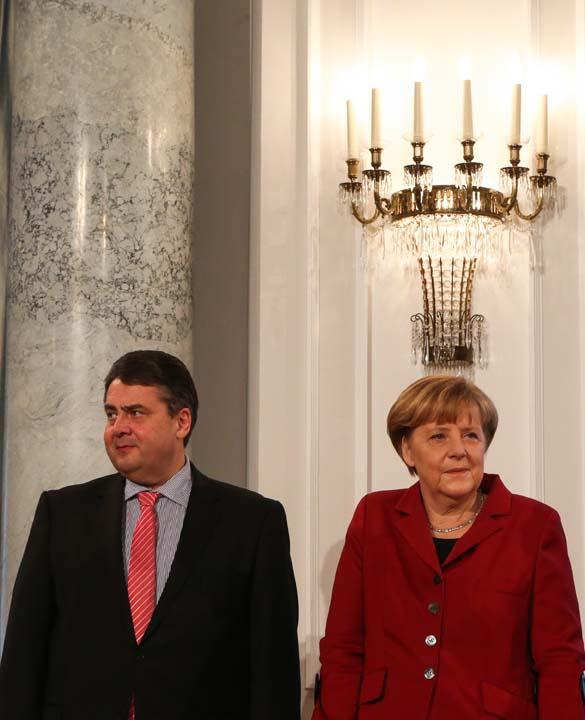 (4)ALEMANIA-BERLIN-POLITICA-AÑO NUEVO