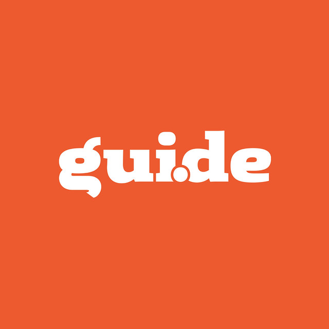 Guide logo from Flickr via Wylio