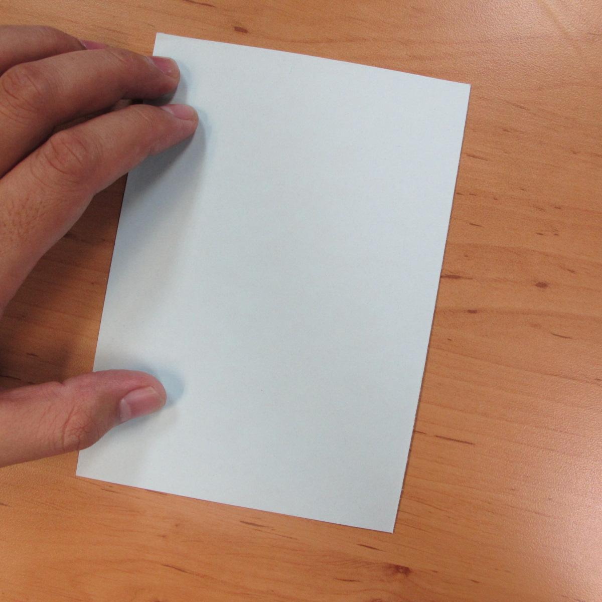 วิธีพับกระดาษเป็นรูปเสื้อเชิร์ต 001