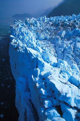 Melbourne Glacier, Tatshenshini-Alsek Provincial Park, Northwest British Columbia, Canada