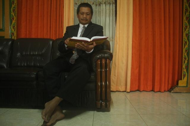 Yami Blumut, Anggota KPU Temanggung