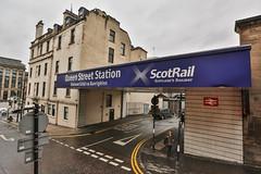 ScotRail Queen Street Station, Glasgow