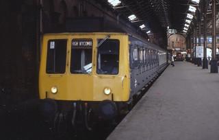 13.04.81  London Marylebone    Class 115