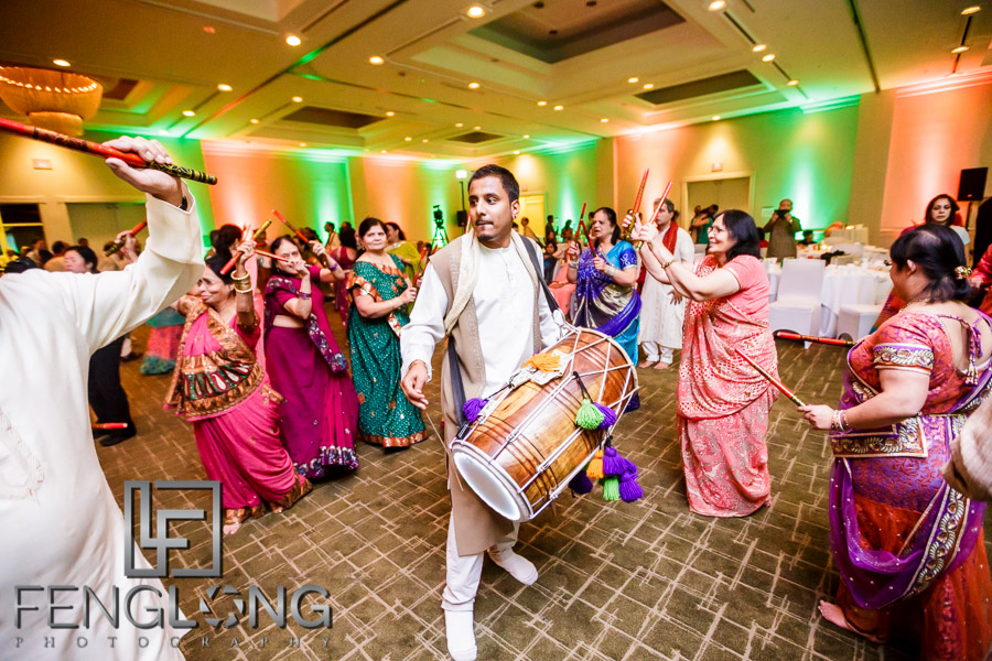 Garba Night | Atlanta Hindu Indian Wedding Photographer