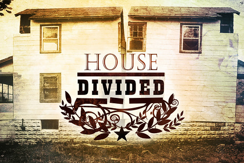 House Divided by Mervin Chiang