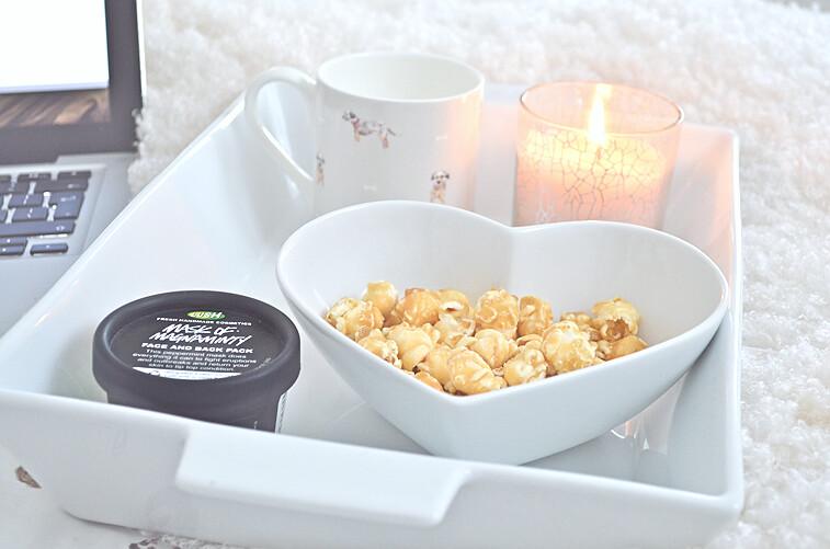 pamper night milkbubbletea blog
