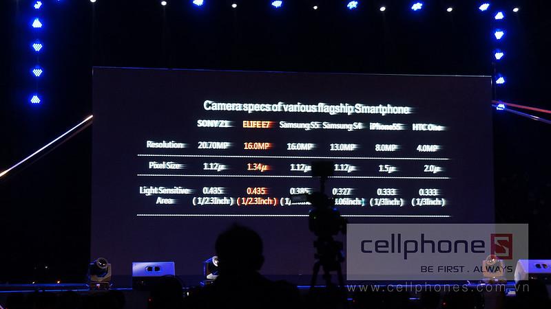 Sforum - Trang thông tin công nghệ mới nhất 12689401043_67612269d6_c Hình ảnh sự kiện Gionee ra mắt Elife E7 tại Việt Nam
