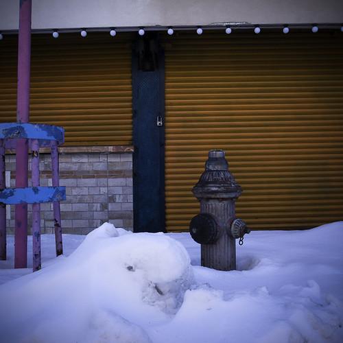 Non Threating Heat, Coney Island