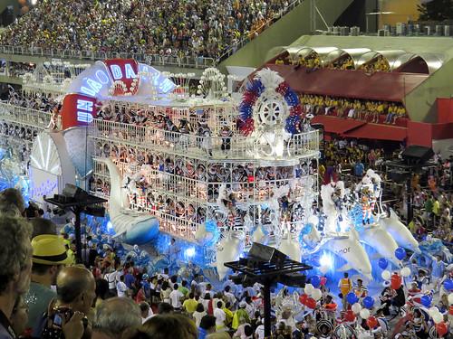 Carnaval Rio de Janeiro - Marques de Sapucaí 2013