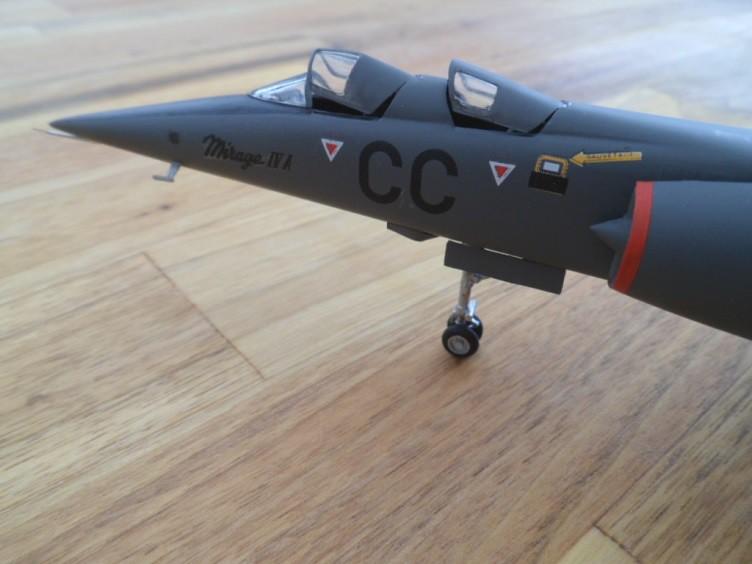 Numéro 56 [Heller Dassault Mirage IV A - 1/72] 12890687674_2087951789_b