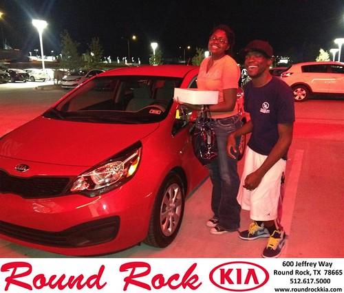 #HappyBirthday to Moriah Finley from Bobby Nestler and everyone at Round Rock Kia! by RoundRockKia