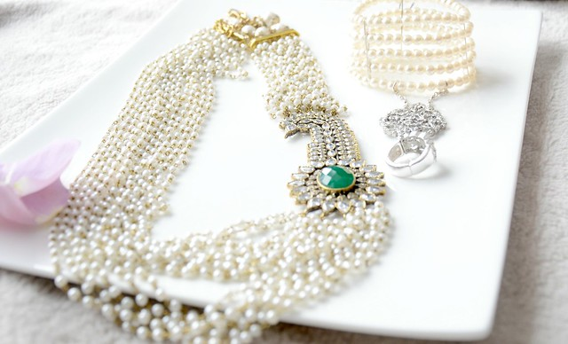Maharaja Pearl necklace