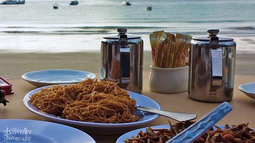 Breakfast Seaview Juara Beach