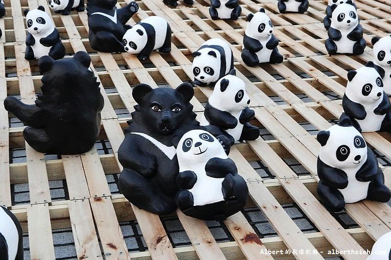 貓熊世界之旅