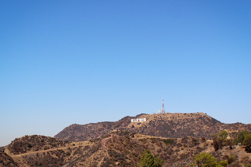 Griffith Observatory, Los Angeles by Morning by Foley