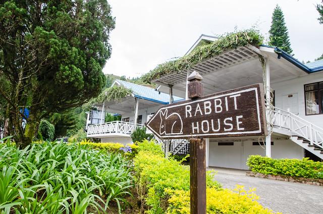 Rabbit House at Kinabalu Pine Resort