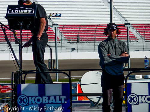 We see you too Chad Knaus