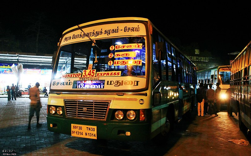 Tamil Nadu Buses - Photos & Discussion - Page 1585