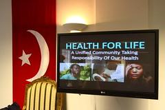 #HealthForLife