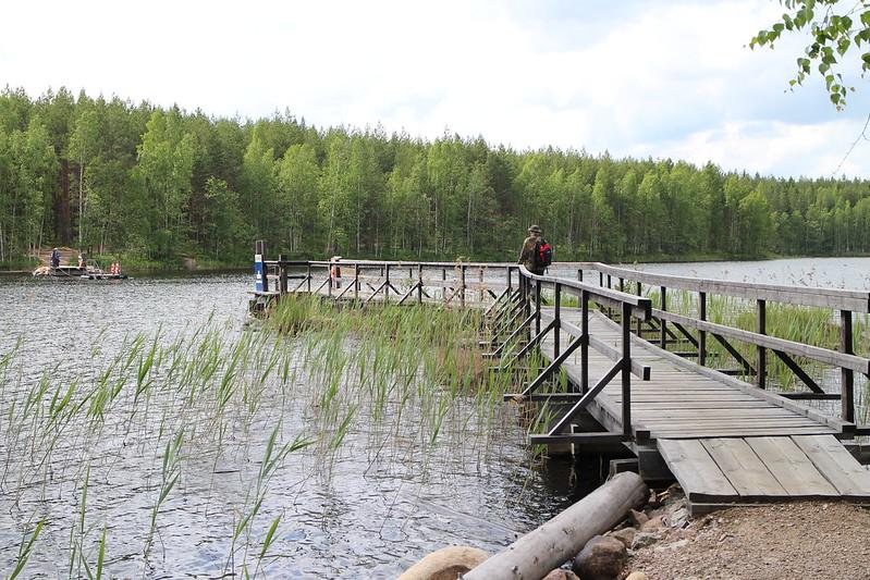 Ketunlenkki, Kouvola, 5 km