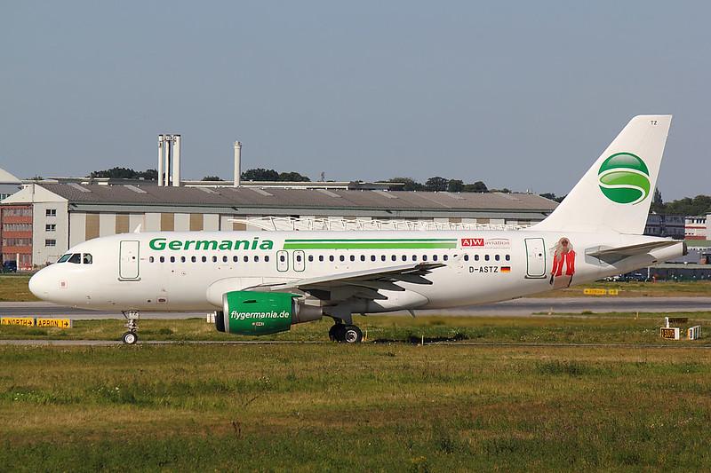 Germania - A319 - D-ASTZ (1)