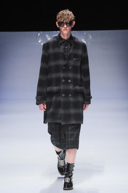 FW14 Tokyo KIDILL007_Robbie McKinnon(Fashion Press)