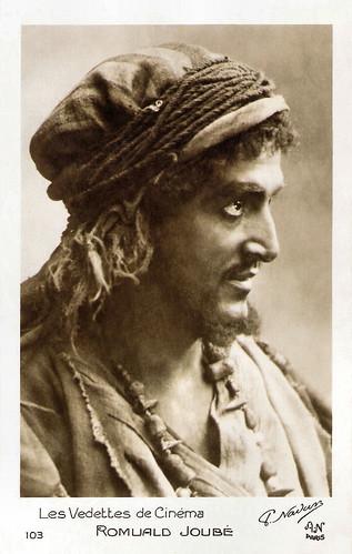 Romuald Joubé