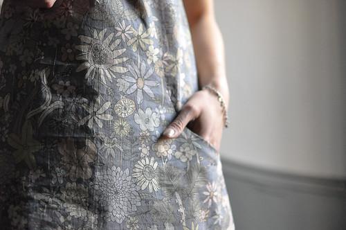 Portfolio Tunic : Scilly Flora