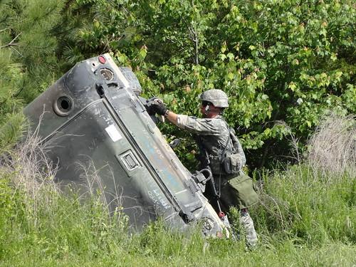206th  Rollover training 02
