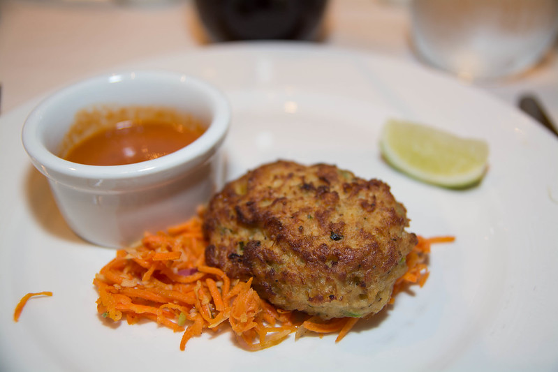 Black Beard's Jumbo Crab Cake