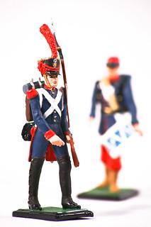 Soldados de Plomo de Rino Poletti