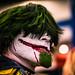 scary joker by digital-dreams