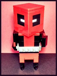 CubeDude - DeadPool