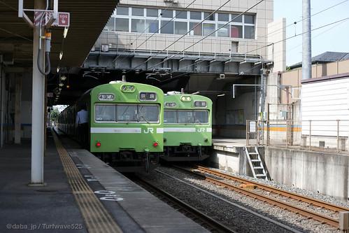20140524 JR奈良線103系