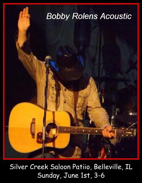 Bobby Rolens Acoustic 6-1-14
