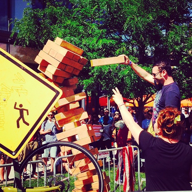 Jenga fail #tourdefat