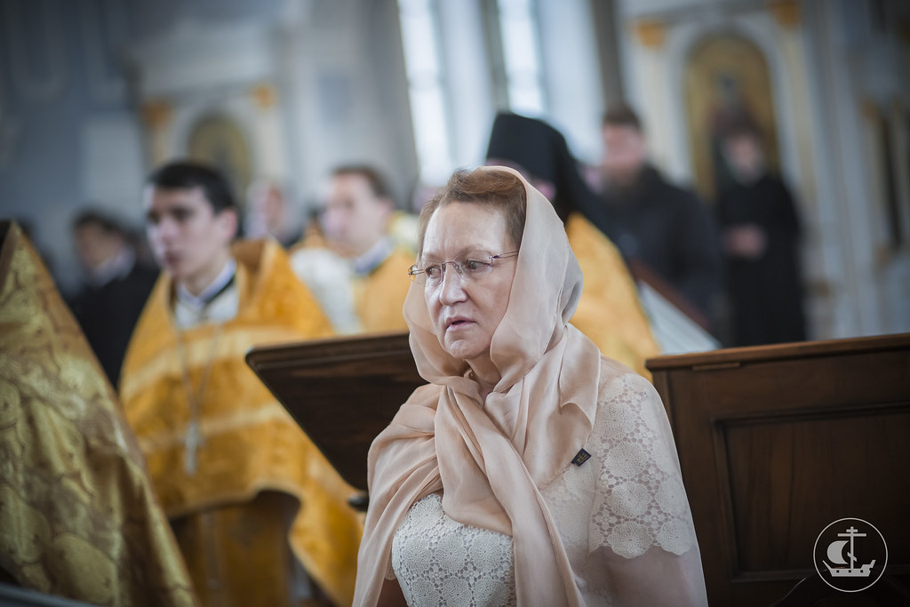 15 июня 2015, Божественная литургия в день выпуска СПбПДА / 15 June 2015, Divine Liturgy on the Graduation Day in SPbOTA
