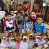the quintessential shots of an #iftar gathering #sorrynofoodpics #kids #cousins #terawih #ramadan #instaramadan
