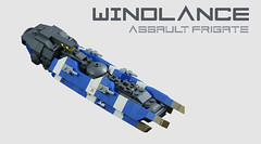 Windlance: Assault Frigate
