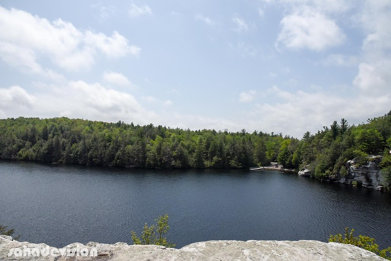 Lake Minnewaska Trip_-6