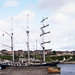Thalassa passing out between Estuary Piers.jpg by petrafjord
