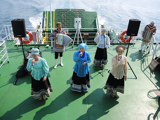 'Russkiy Terem' from Yuzhno-Sakhalinsk 'on board' - JUL 19, 2015 (41)