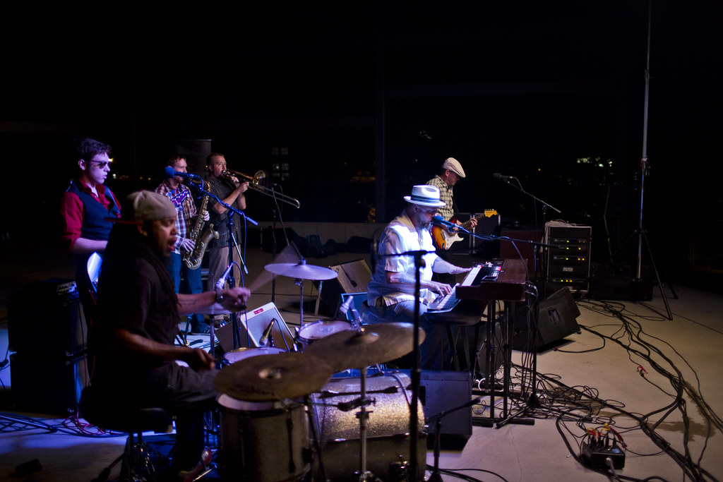 Josh Hoyer and the Shadowboxers   Kearney   Good Living Tour