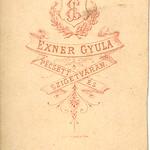 Exner, Pécs és Szigetvár, 1870s