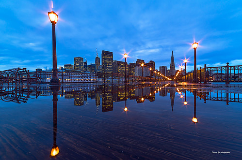 water reflection waterreflectionsanfranciscosan francisco sfist luckysnapshot afterrain after rain lake view morning 三藩市