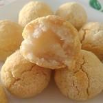 Bolinha de queijo vegan www.paneladaju.com.br