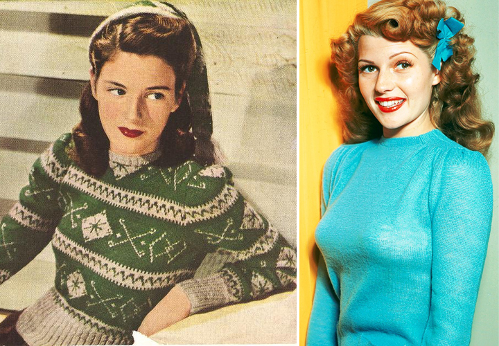 1940s-jumpers-sweaters