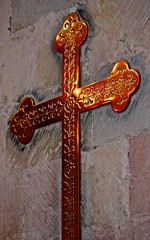 religious item, symbol, cross,