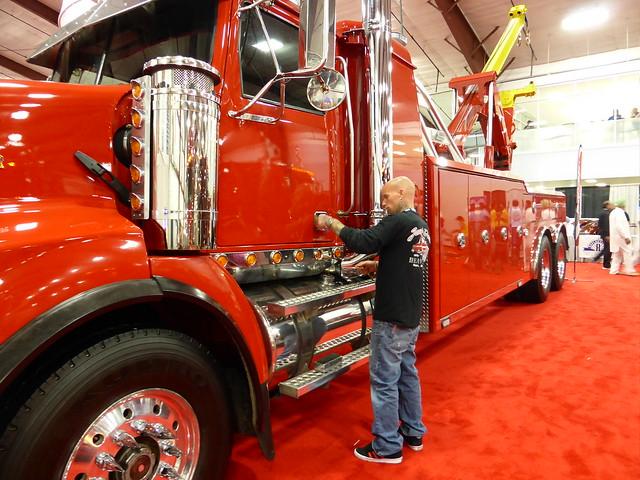 Flickr photo sharing for Jamie davis motor truck