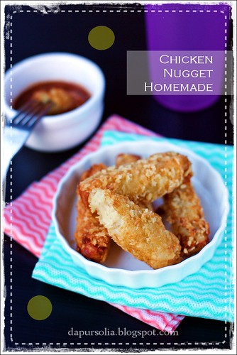 Chicken Nugget Homemade